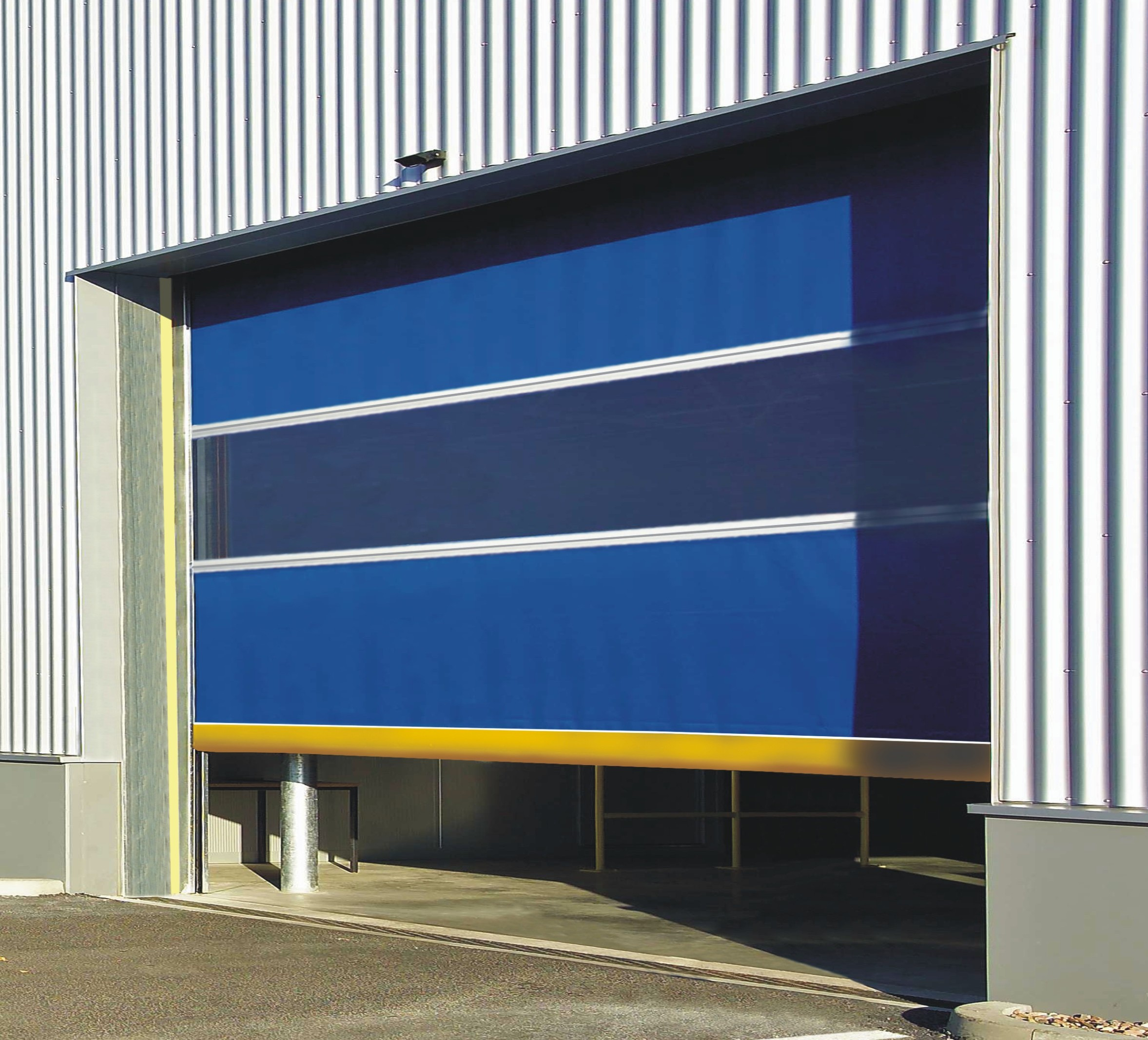 Industrial Roller Shutter Doors Thailand & High Speed Shutters u2013 KSS Thailand