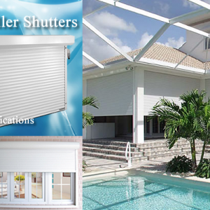 KSS Domestic Roller Shutters