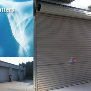 KSS Industrial Roller Shutters