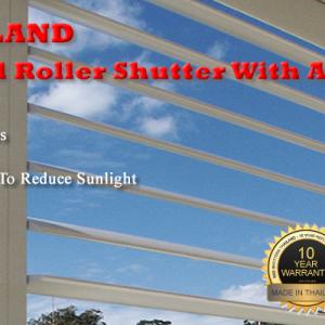Roller Shutter Louvers