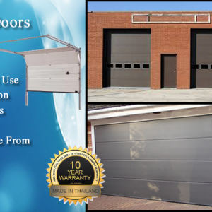 KSS Sectional Garage Doors