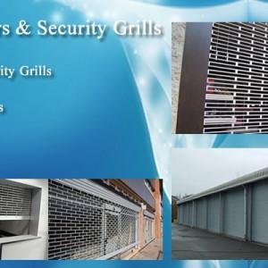 KSS commercial Roller Shutters Roller Shutter Grills Security Grills