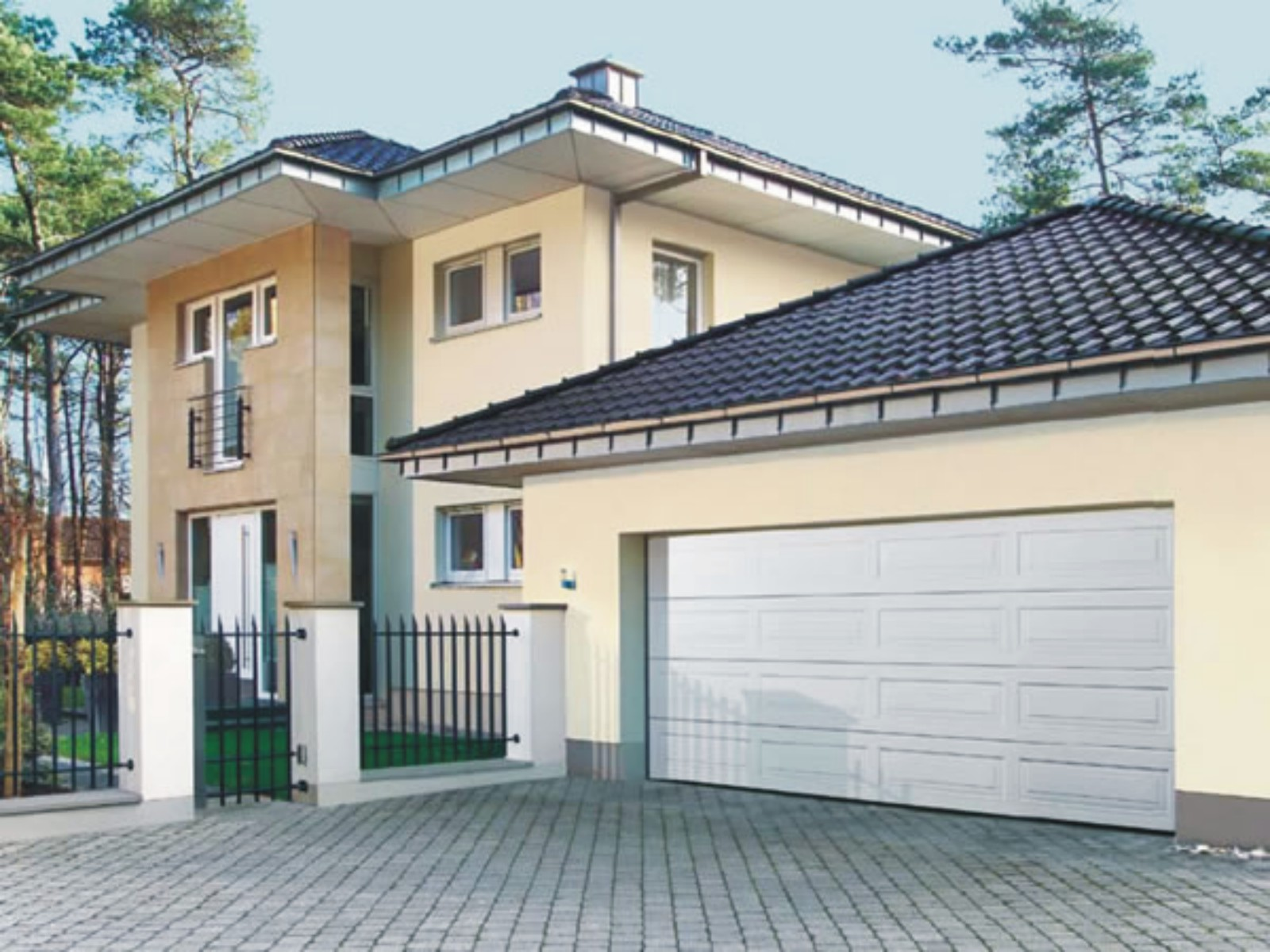 Sectional Garage Doors Kss Thailand