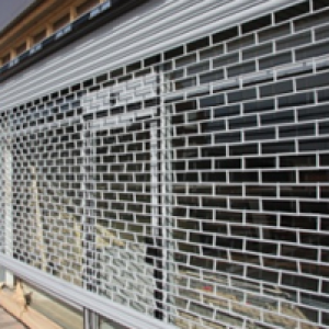 Roller Security Grill Shutters