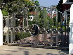 Steel Gates Kss Thailand