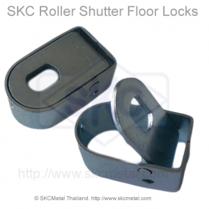 Roller Shutter Door Floor Locks