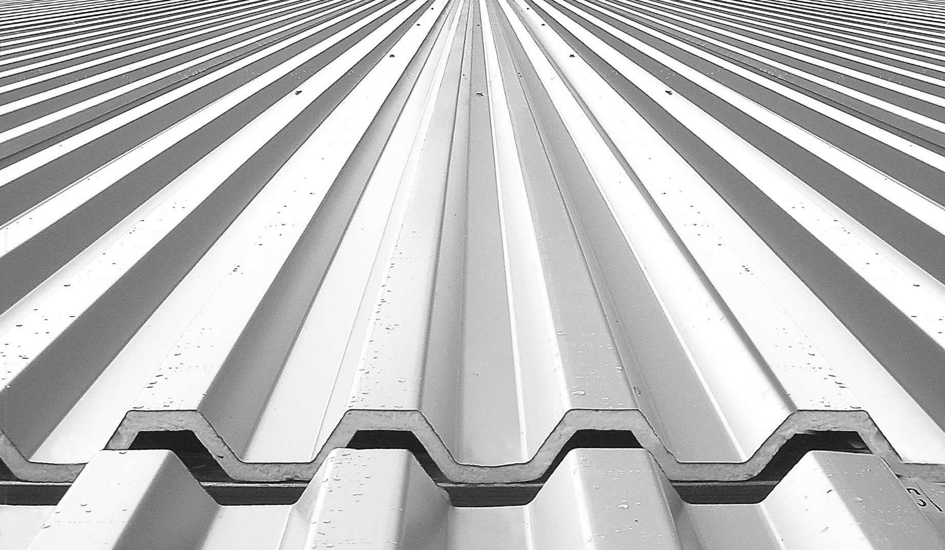 Construction Sheet Metal : Sheet metal roofing kss thailand