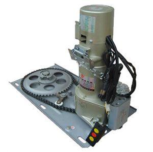 Roller Shutter Side Motor