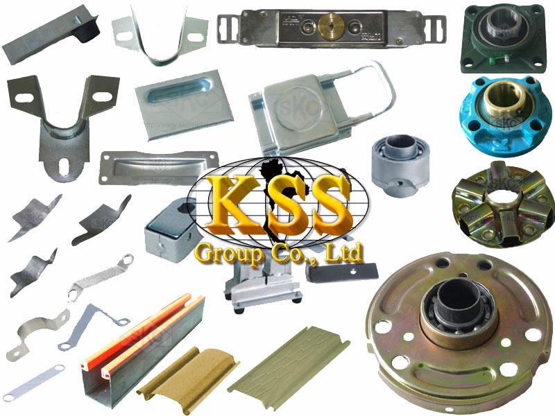 Roller Shutter Door Parts & Accessories