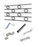 Security Grill Parts