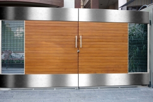 Stainless Gates
