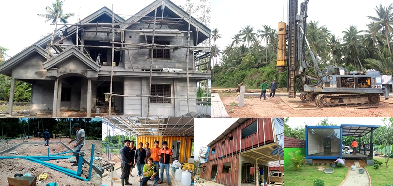 Thailand Construction Company