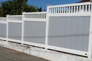 PVC Fencing Panels