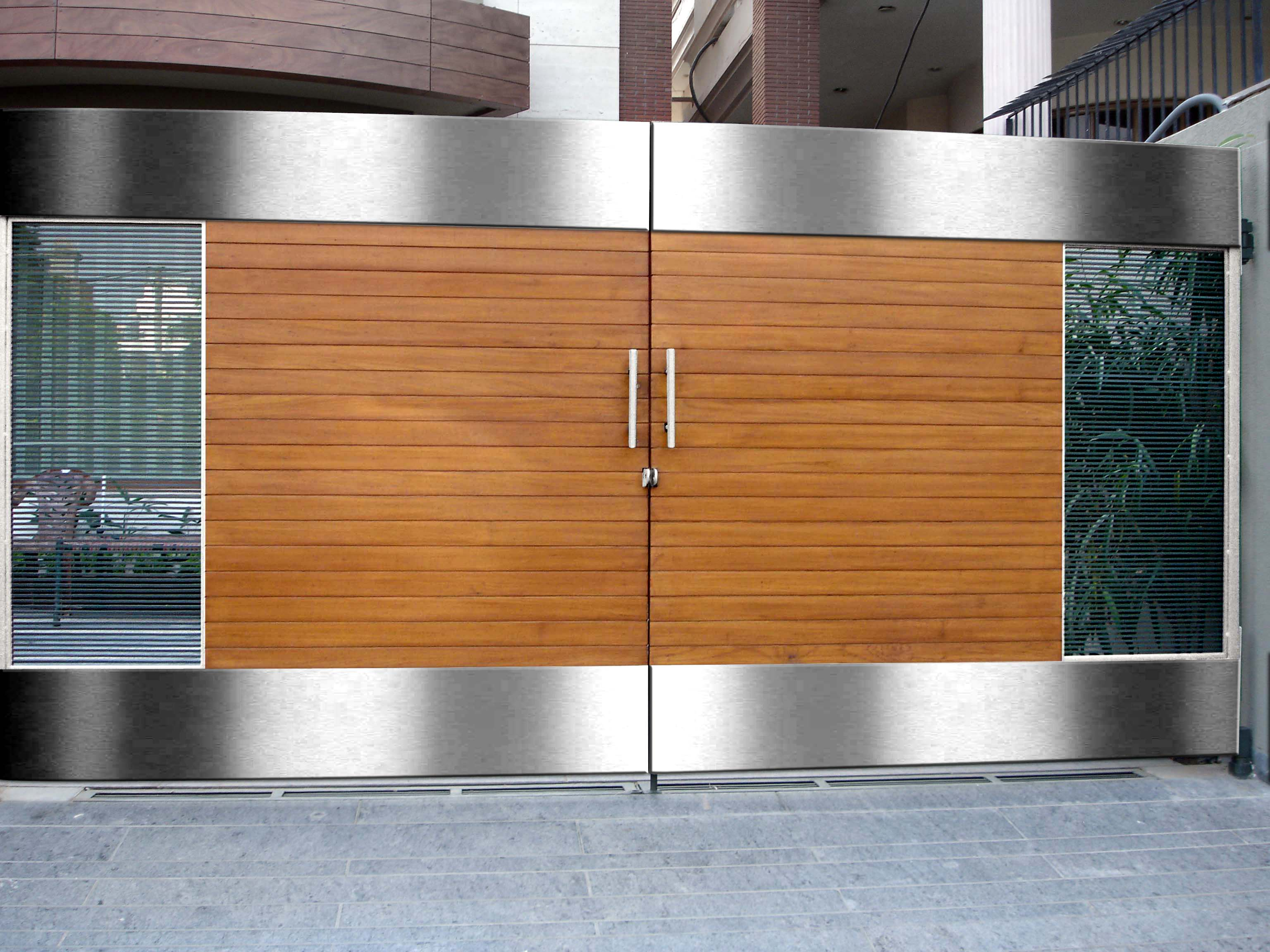 Steel Gates Manufacturer