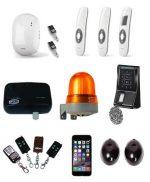 Controllers & Sensors