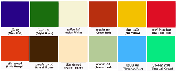 Metal Sheet Roofing Colours.fw