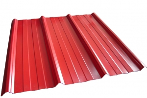 KSS Metal Sheet Roofing