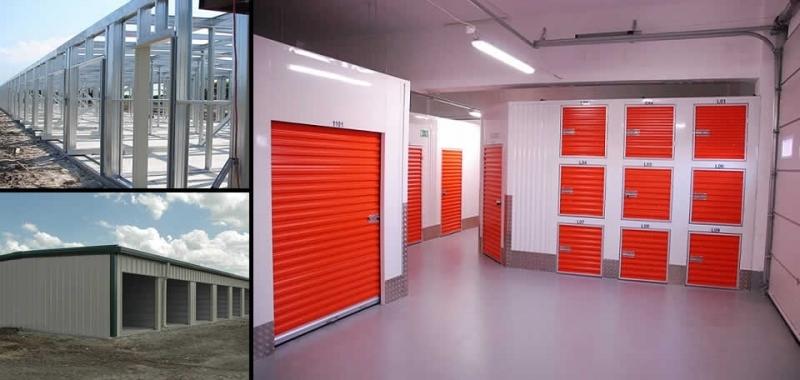 Self Storage Unit Manufacturer